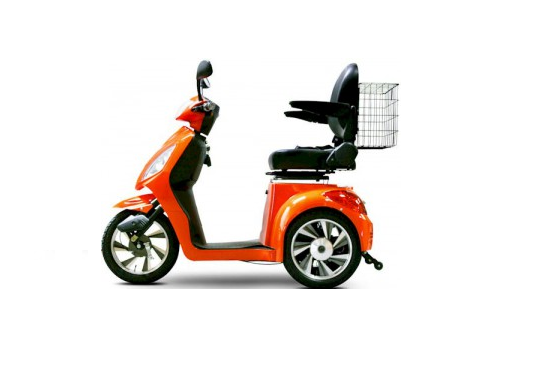 2018 Extra Heavy-Duty EMScooter EMS-48 Adult Electric Mobility Scooter