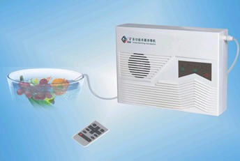 Omega 7000 Air and water purifier and ozonator with Negative Ion