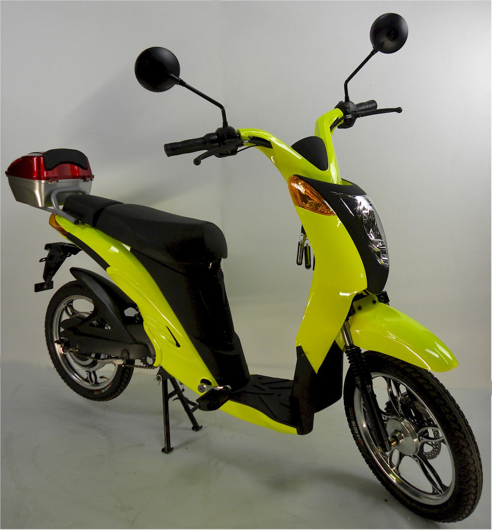 SunTex LT48 Electric Bicycle-Scooter