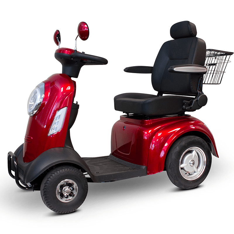 Four Wheels Adult Electric Mobility Scooter