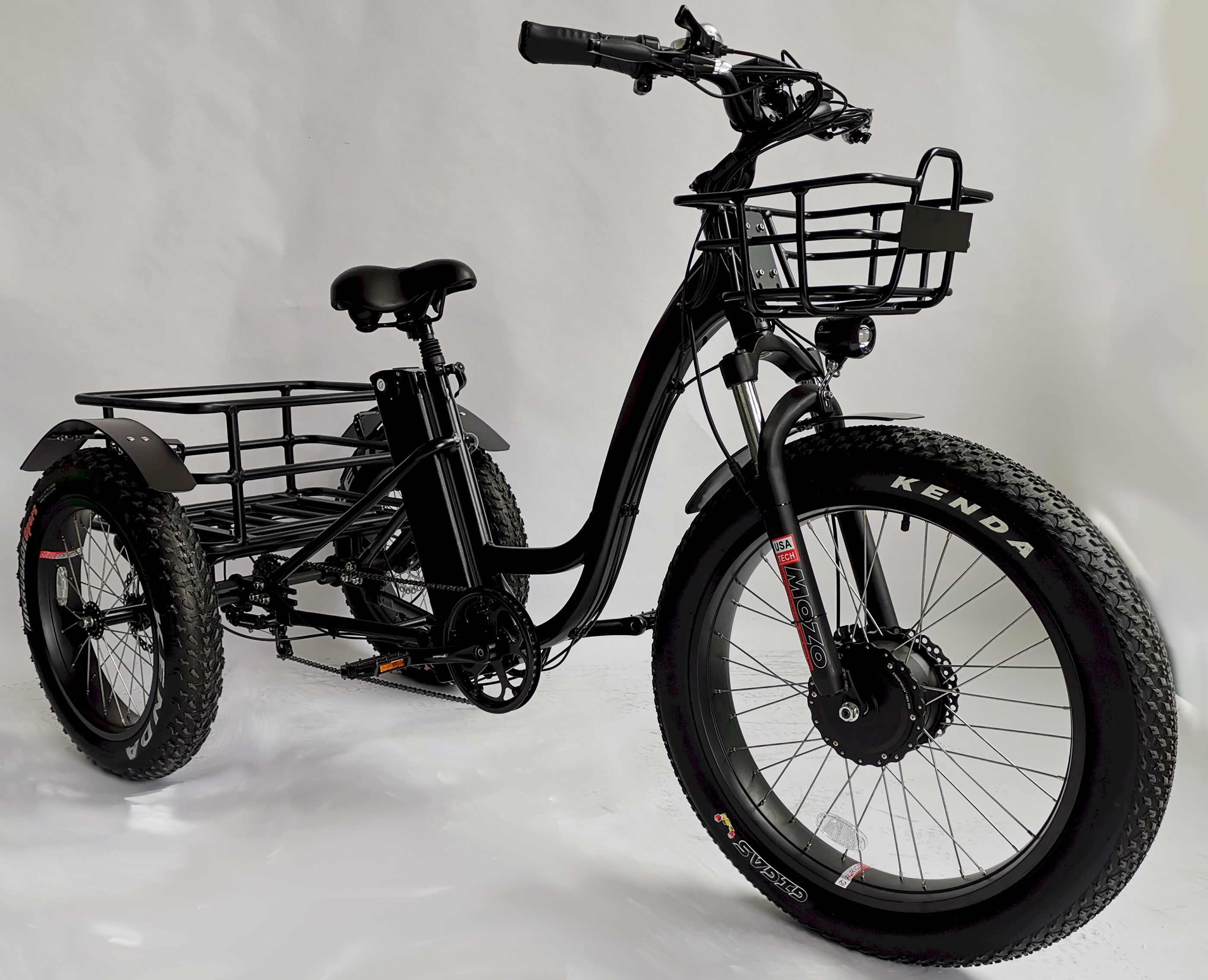 Fat tire electric tricycle FT-1900X