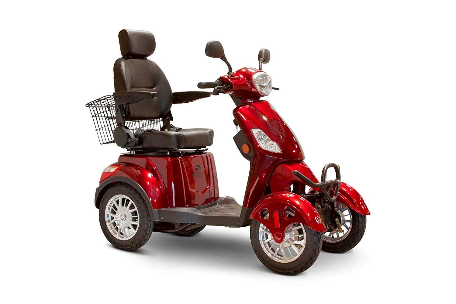 LuxuryTon X-1000 4 Wheels Electric Mobility Scooter